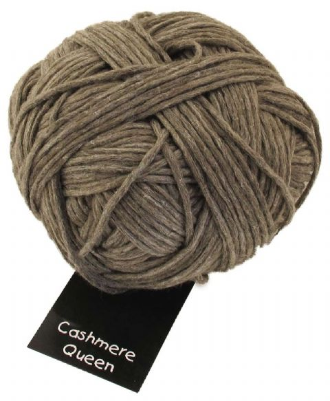 Schoppel-Wolle CASHMERE QUEEN alpaca brown 7873